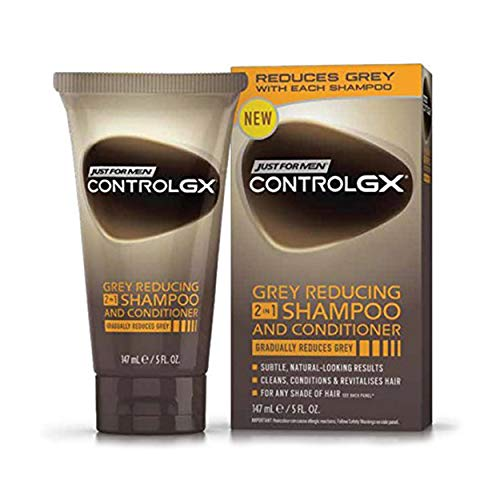 Just for Men Control GX 2-in-1 shampoo e balsamo, 147 ml