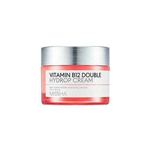 [Missha] vitamina B12doppio Hydrop crema 50ml