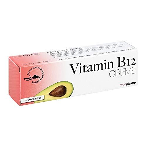 Vitamina B12Crema 50ML crema