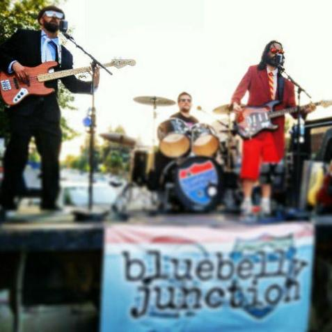 Bluebelly Junction 2