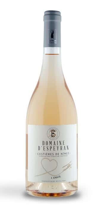 costieres-de-nimes-domaine-d-espeyran-rose
