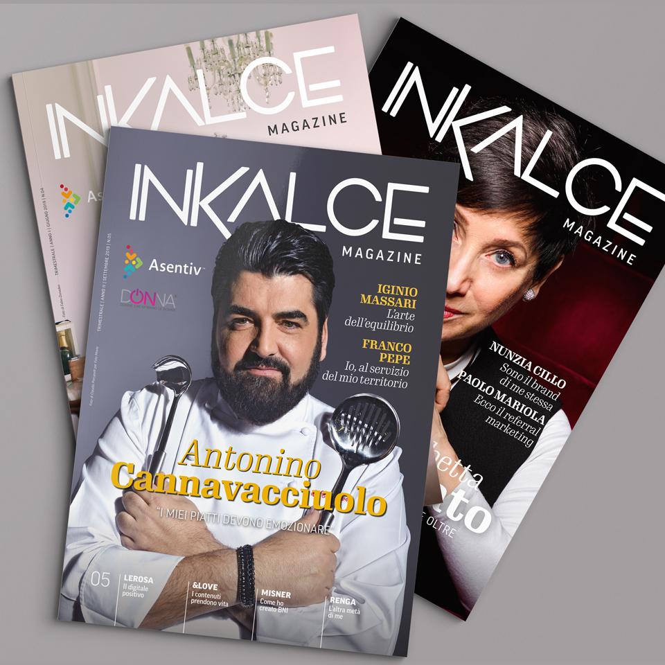Inkalce Magazine