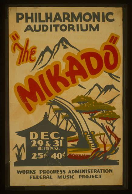 """""""The Mikado"""""""