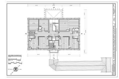 Second Floor Plan - Ellis Island, Contagious Disease ...