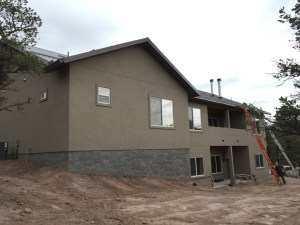 Custom Stucco Siding