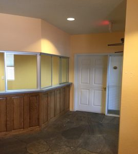 Medical Office Remodel - Before