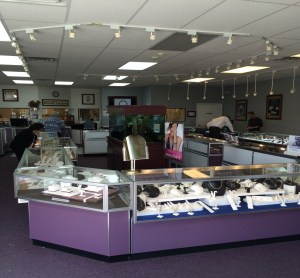 Retail Store before remodel