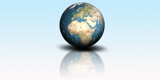 http://design.tutsplus.com/tutorials/create-a-shiny-earth-with-photoshop-3d-layers--psd-4838