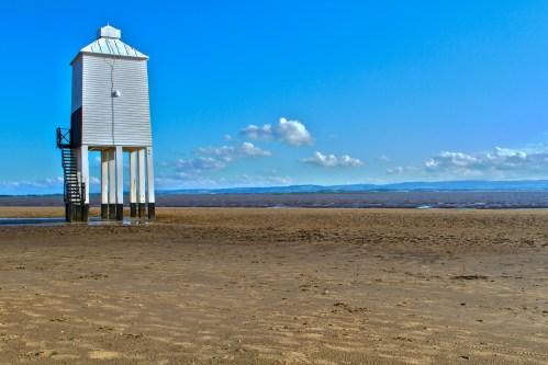 Burnham Lighthouse HDR Edit LR-
