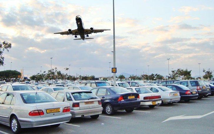 Melbourne airport parking