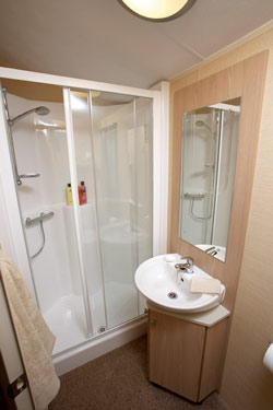 The washroom in the Willerby