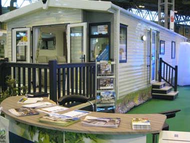 2013 Willerby Cameo exterior