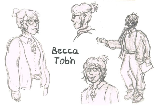 Image 4 - Becca Tobin