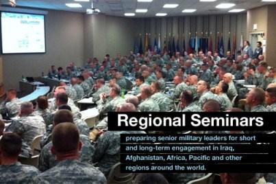 LDESP Offers Regional Seminars