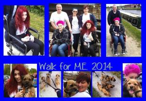 Walk for ME 2014
