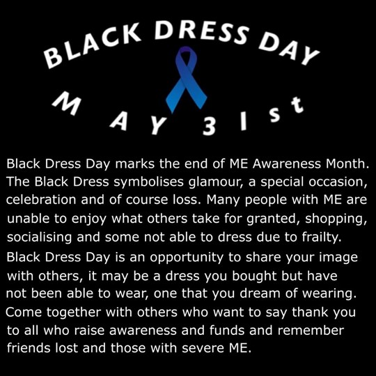Black Dress Day