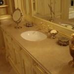 Marble Bathroom Vanity Top