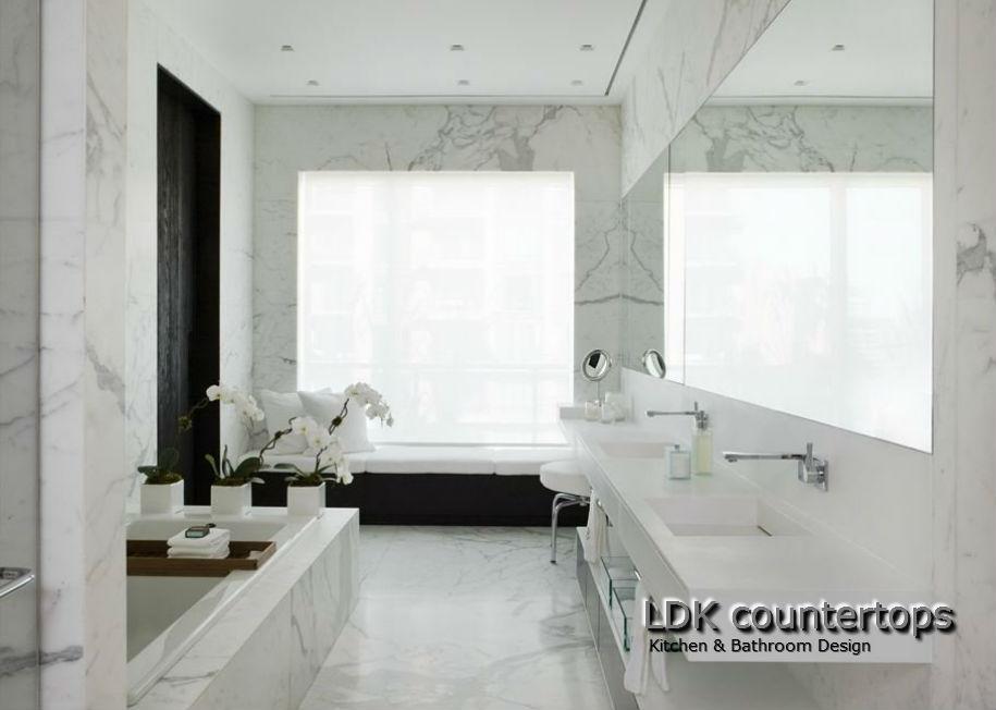 Marble Chicago - Bathroom Countertops