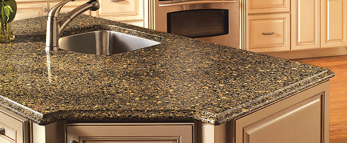 Hanstone Countertops-Ogee Finish