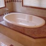 Granite Tub Deck