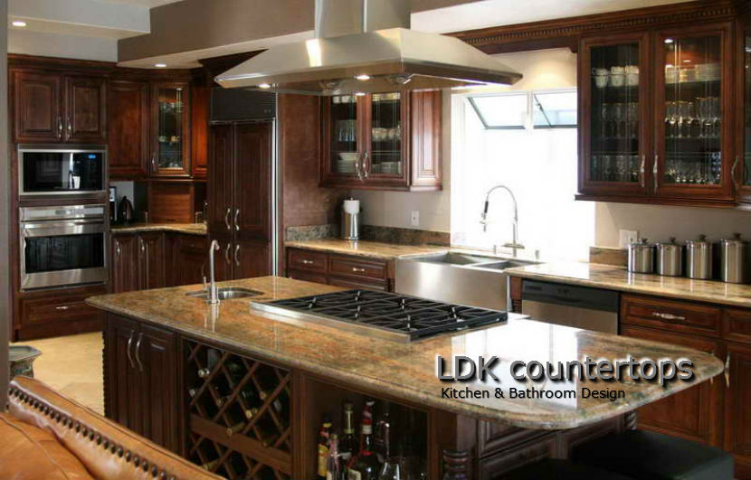 Kitchen Granite countertops Oak Park IL