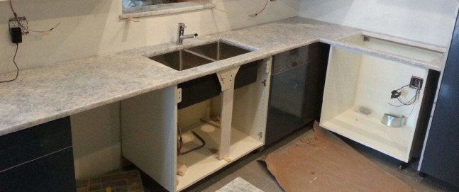 White Kitchen Countertops Naperville