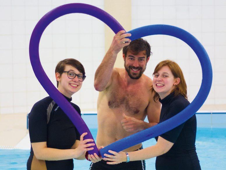 LDL Fun, Lissa Michiels, Dimitri Van Gestel en Laura Michiels