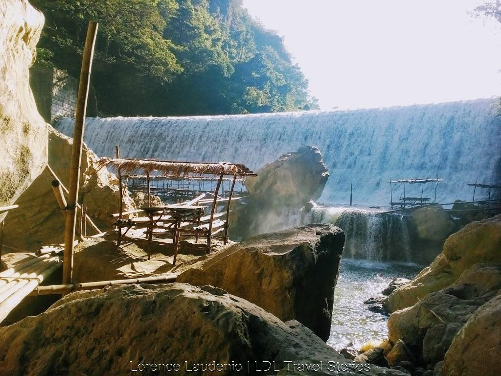 Wawa Dam is one of the favorite sights of Manila.