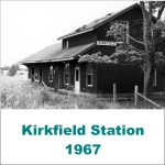 Kirkfield Station 1967