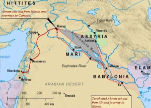 http://www.israel-a-history-of.com/story-of-abraham.html