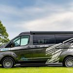 Lifelong Ford Fan Builds Dream 77 000 Transit Custom Campervan London Connected