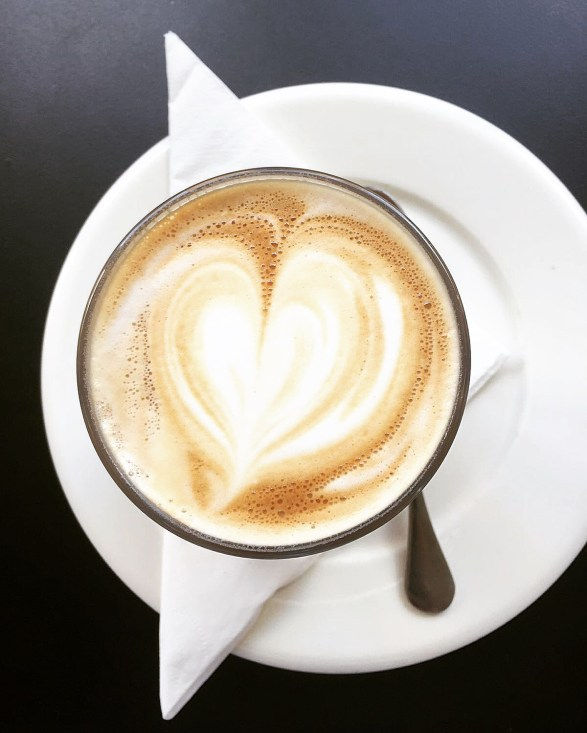 Coffee with love..