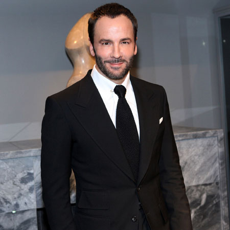 Tom Ford Appearance at Bergdorf Goodman for Fashion's Night Out