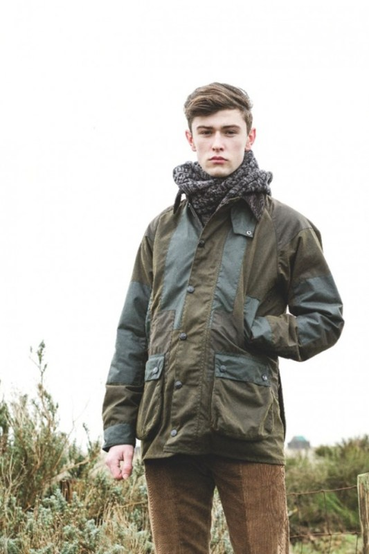 barbour paul smith2