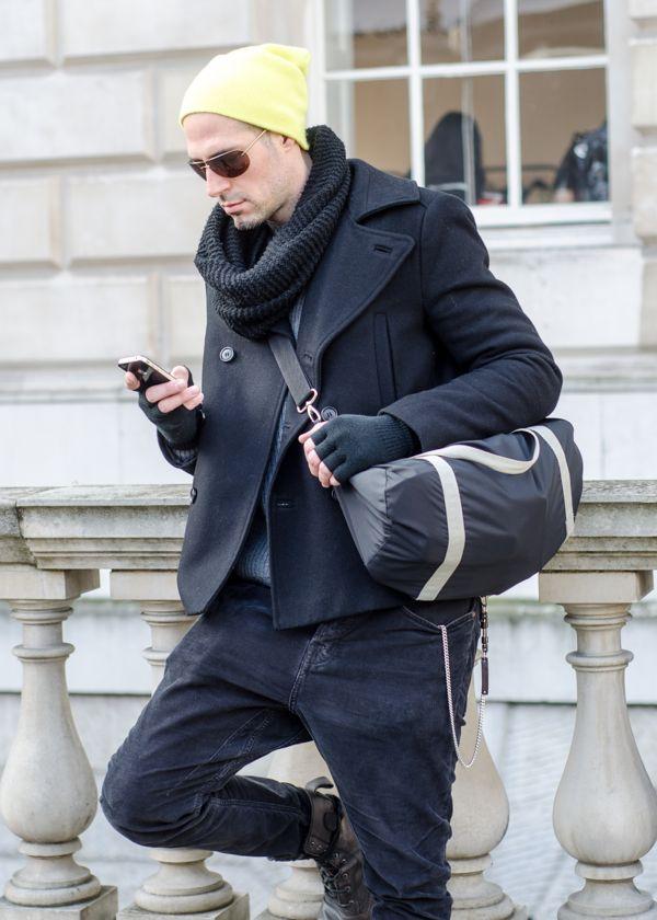 london-fashion-week-street-style - 1
