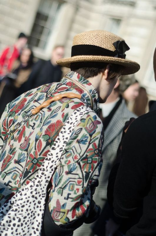 street-style-london-fashion-week-aw13 - 5