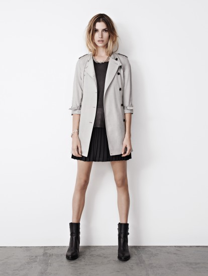 lb UTAkNn AllSaints Spring 2013 Womenswear Lookbook