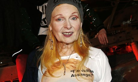 Vivienne Westwood set to pen autobiography