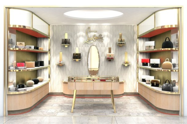 Louboutin store