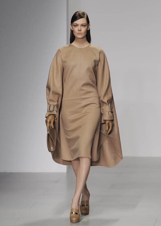 DAKs presenting at  London Fashion Week,   14-02-2014,    CN: 631572