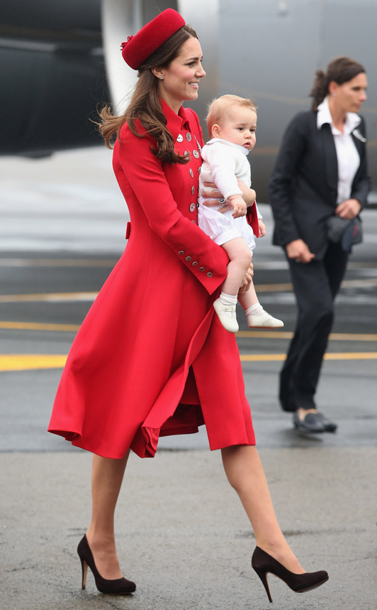 duchess-cambridge-red-coat-dress