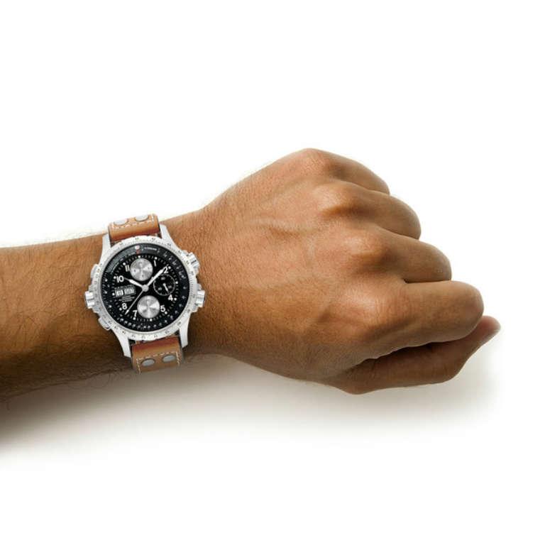 Hamilton Khaki X-Wind Mens Watch