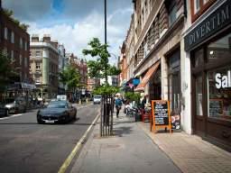 Top 10 Marylebone High Street Shops