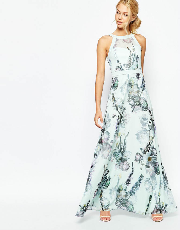 Ted Baker Marxel Floral Maxi Dress