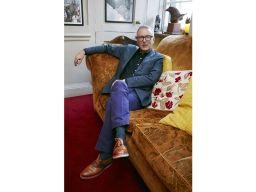 My London: Simon Carter – Menswear Designer