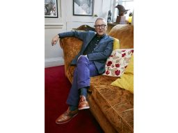My London: Simon Carter – Menswear Designer