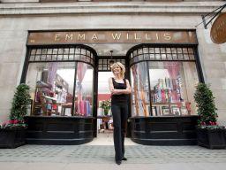 My London: Emma Willis MBE – Shirtmaker