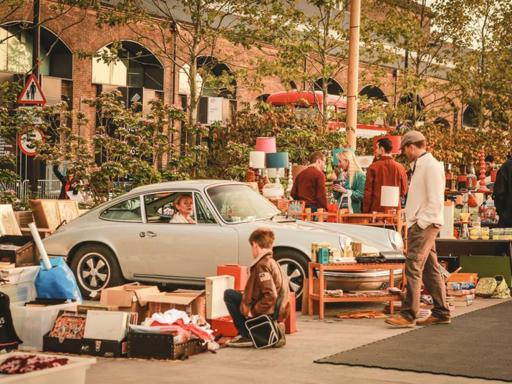 10 of London's Best Car Boot Sales