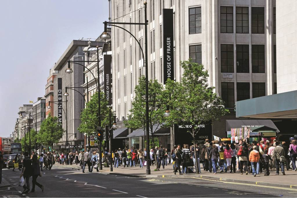 a881cfc2033a House of Fraser s Oxford Street store saved from closure