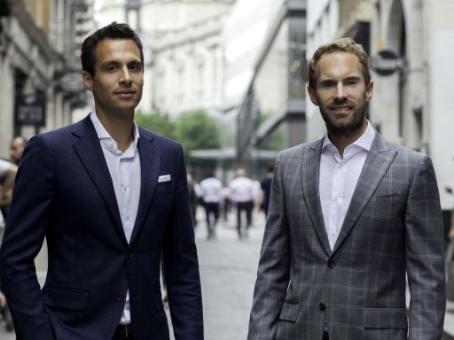 My London: Reto Peter and Patrick Jungo – Founders of Edit Suits Co